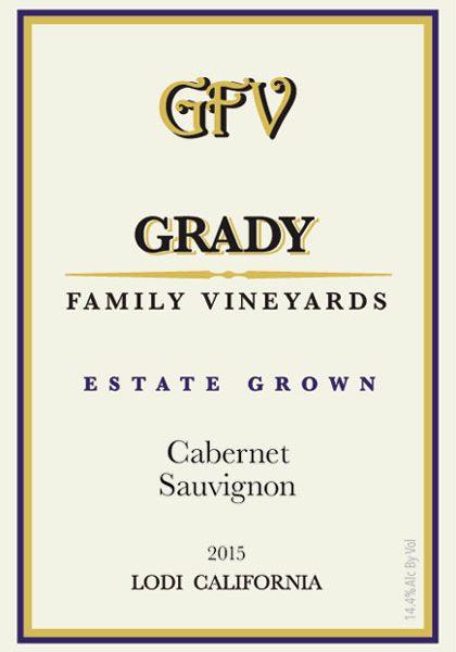 GFV 2015 Cabernet Sauvignon_Front_150 dpi_1