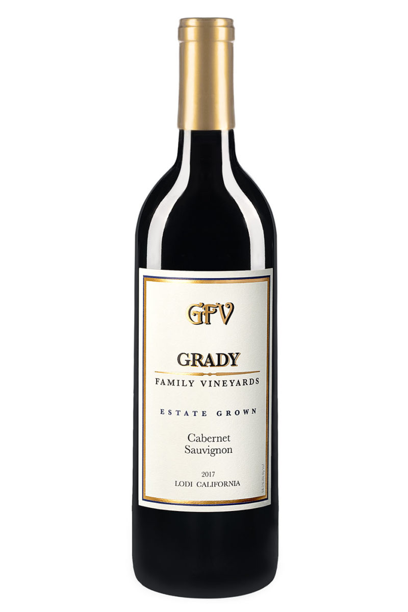 grady family vineyards estate grown cabernet sauvignon