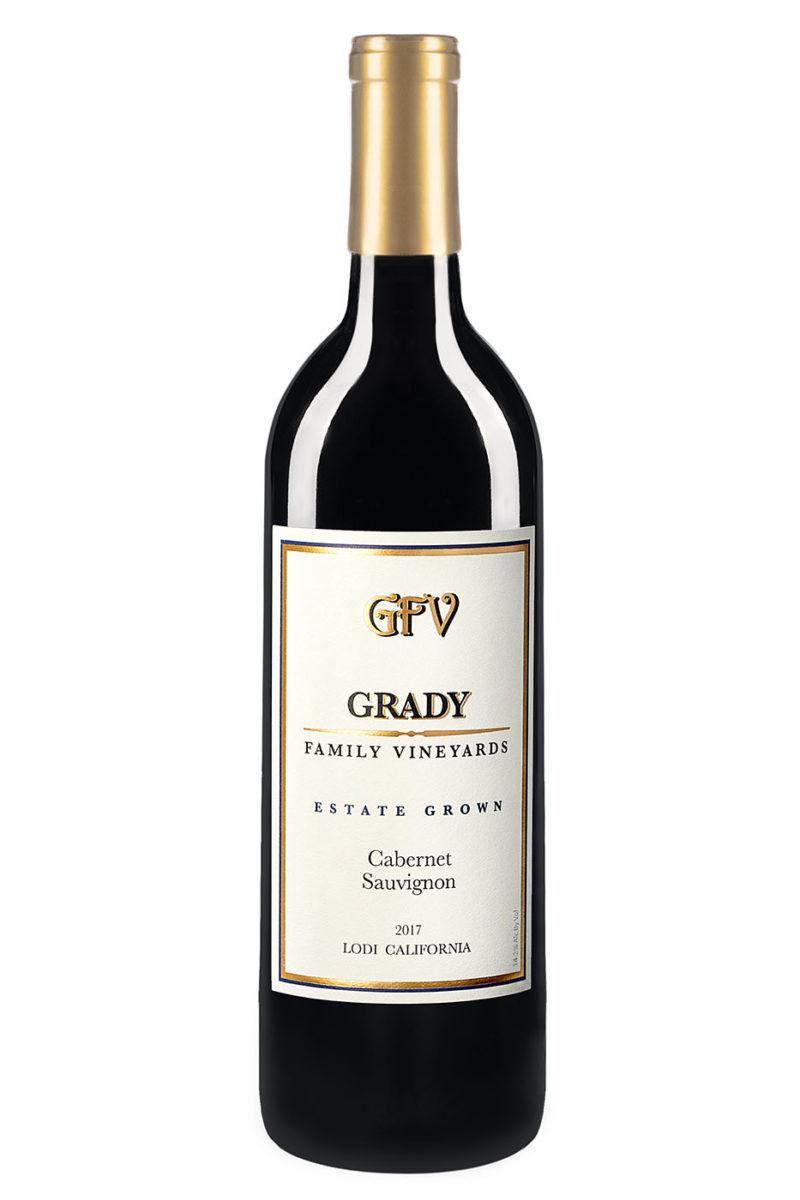 grady family vineyards estate grown cabernet sauvignon