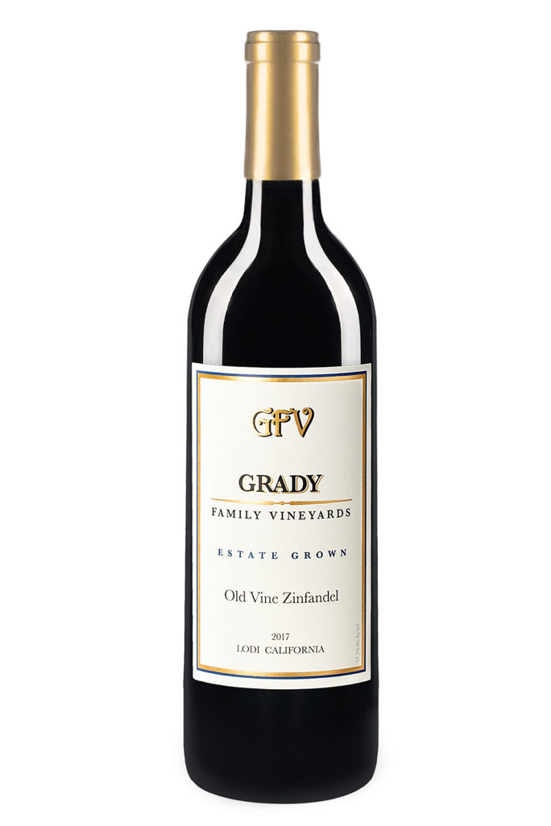 grady family vineyards old vine zinfandel