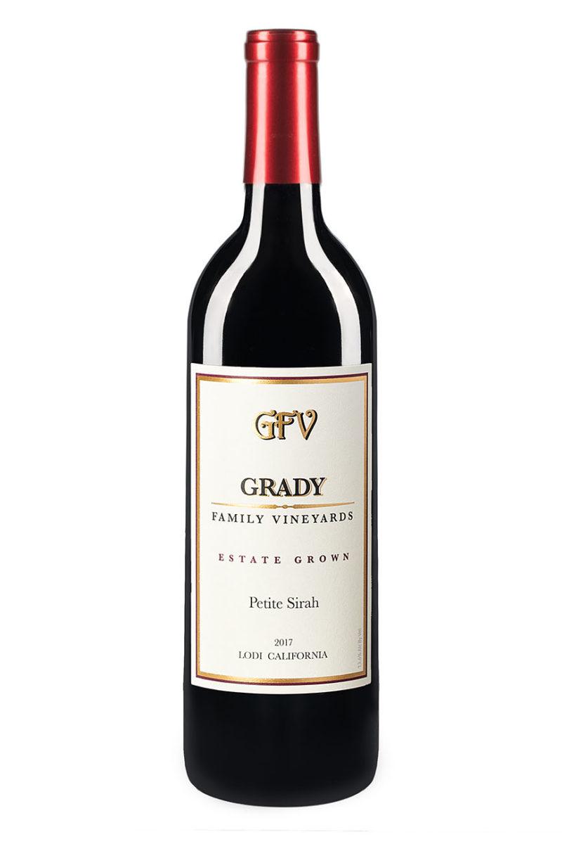 grady family vineyards petite sirah